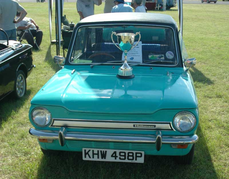 Classic Car Restoration Malton